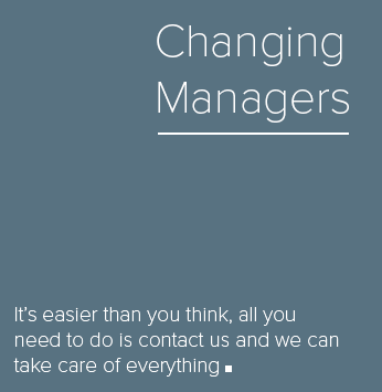 Change Property Management