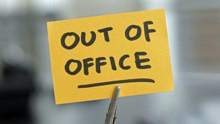 Building Reception – Closed –