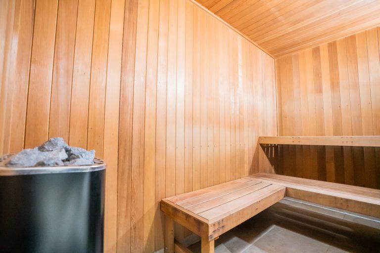 Sauna Reopen